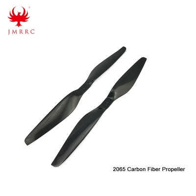 2065 Carbon Fiber Propeller CW CCW 20inch Props for RC Quadcopter Hexacopter Multi Rotor Drone
