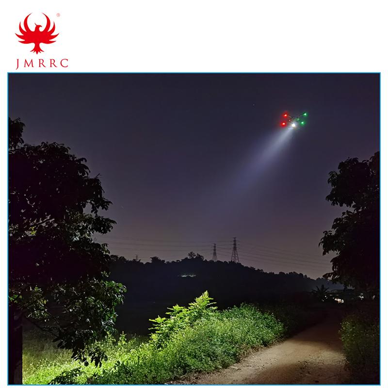 65W Drone Spotlight High Brightness for Industry Application