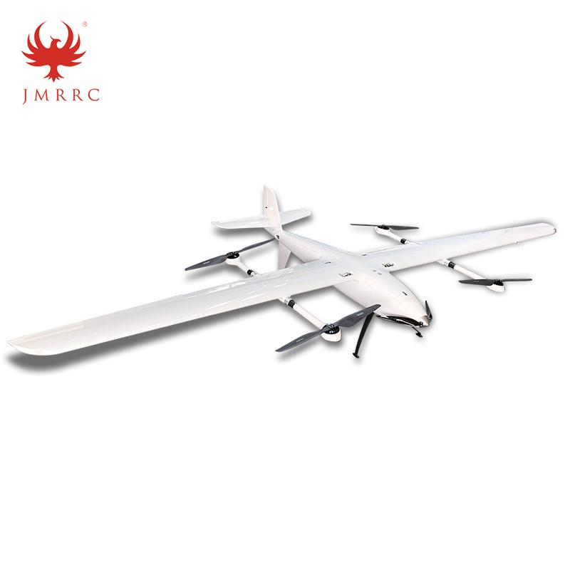 VTOL UAV G15-A Fixed Wing UAV Surveillance Ling Range Mapping Drone Frame JMRRC