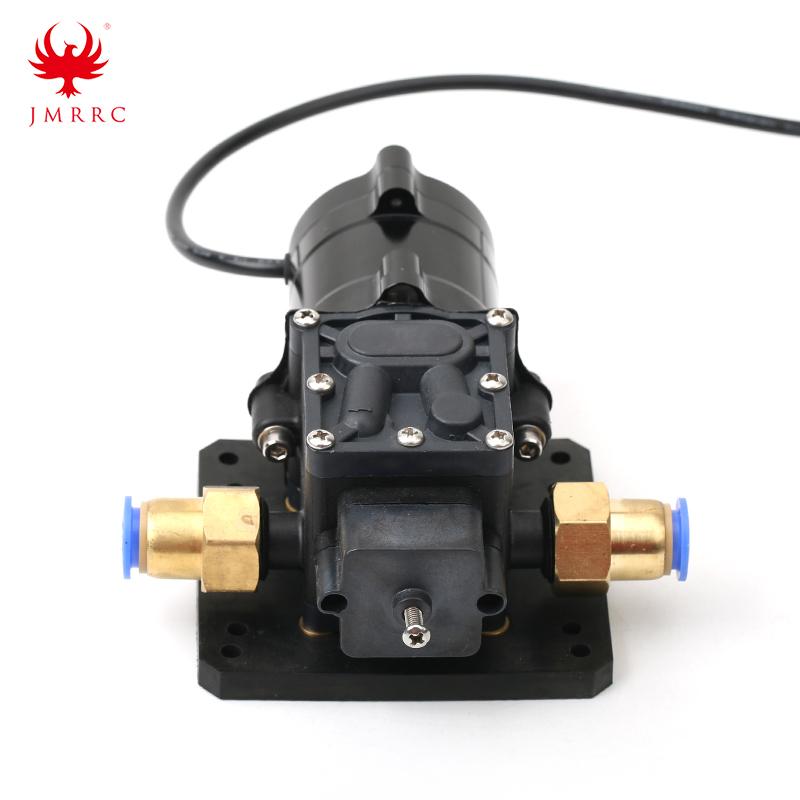 8L Big Flow Rate Brushless Water Pump Built-In ESC 12S-14S Sprayer Diaphragm Pump