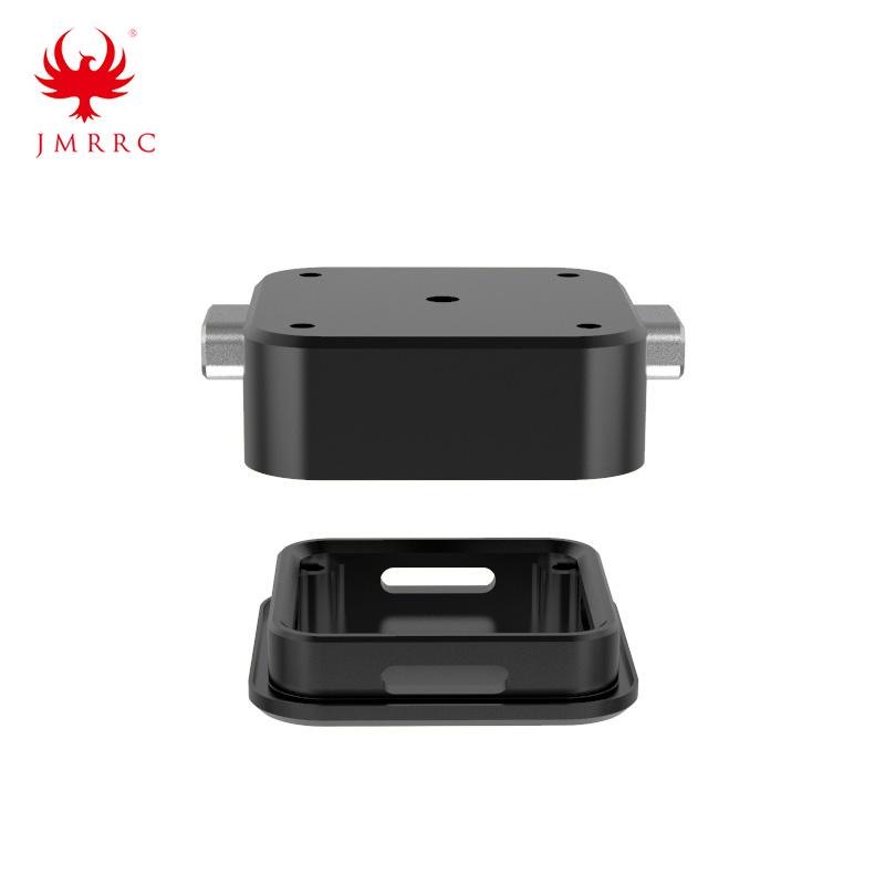 Quick Release Plate Clamp Quick Mount Adaptor Camera Shoulder Belt Clamp Quick Switch Kit JMRRC