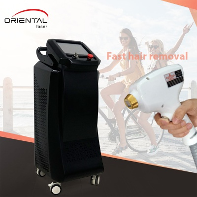 Diode laser hair removal solution---Sunflower