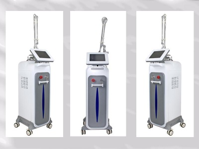 Co2 Fractional Laser Stretch Marks/Scar Removal--- CB V 600