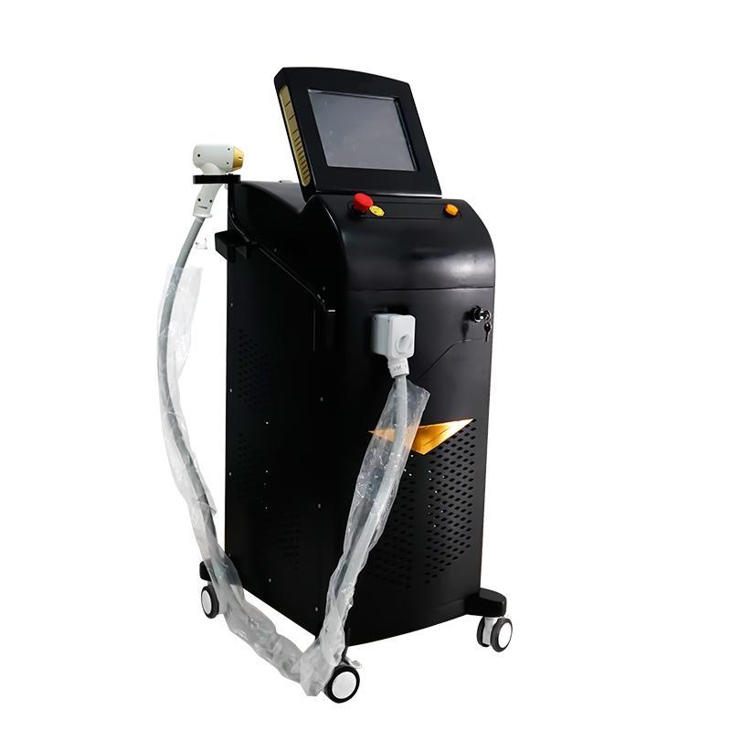 Alma soprano ice platinum diode hair removal machine---3D