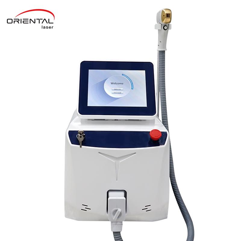 Portable diode laser hair removal machine --- OL-Azalea