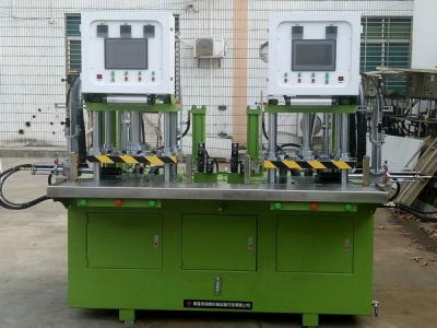 双工位四柱式免缸智能注蜡机-JC-SSMZJ-10T