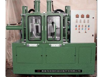 双工位卧式液压模头机-JC-SWMTJ-10T