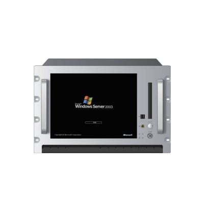 IP 网络广播系统服务器(型号: 型号:PA-IP-ZJ01)