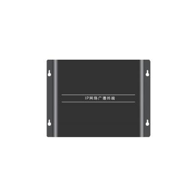 点播终端 彩屏壁挂式 IP 网络广播终端(型号:PA-IP-BGZD04B)