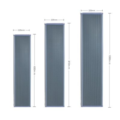 AA60-AA100 全天候室外防水音柱