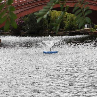 景觀水曝氣機