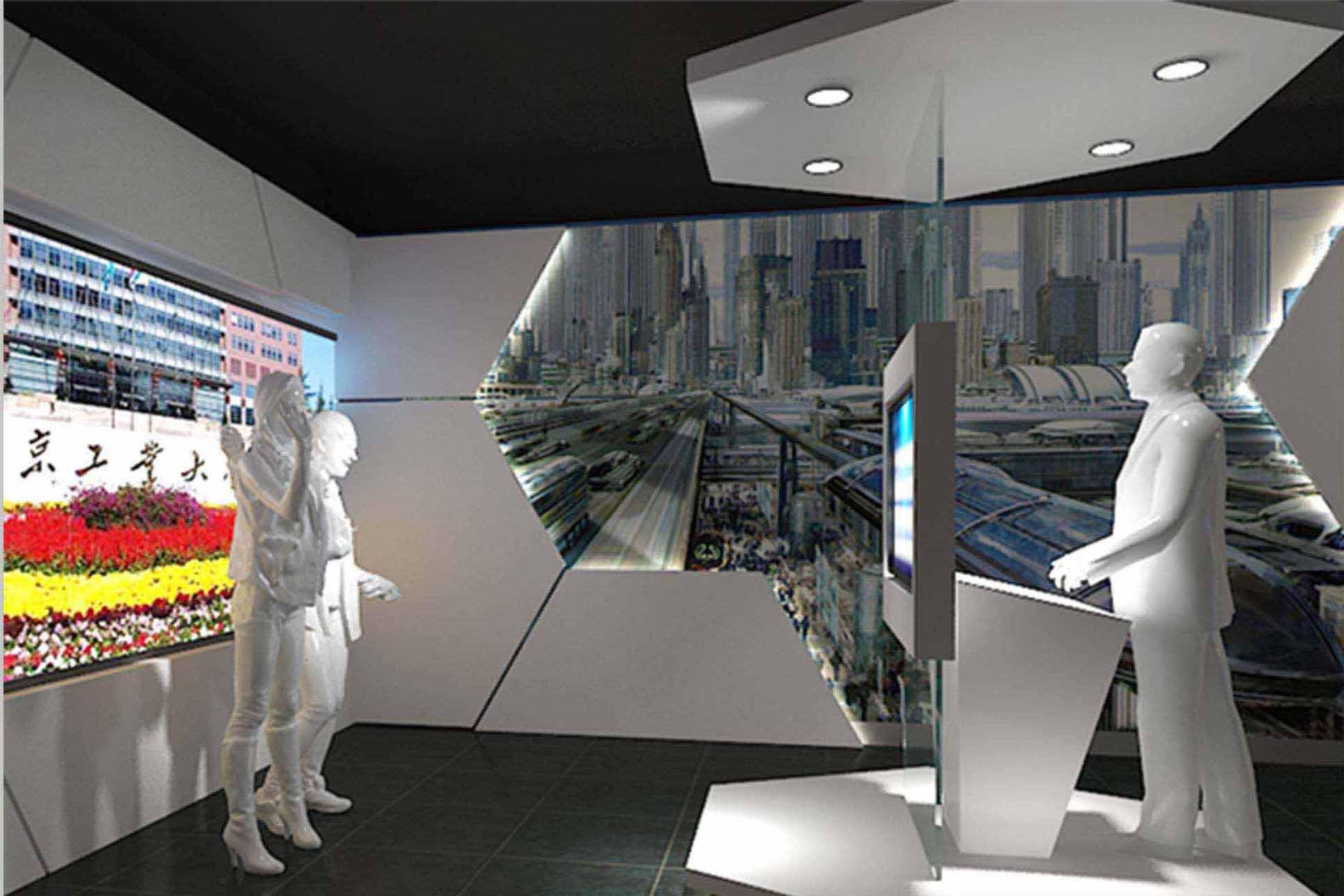 數字文化創新服務、數字多媒體設計與開發