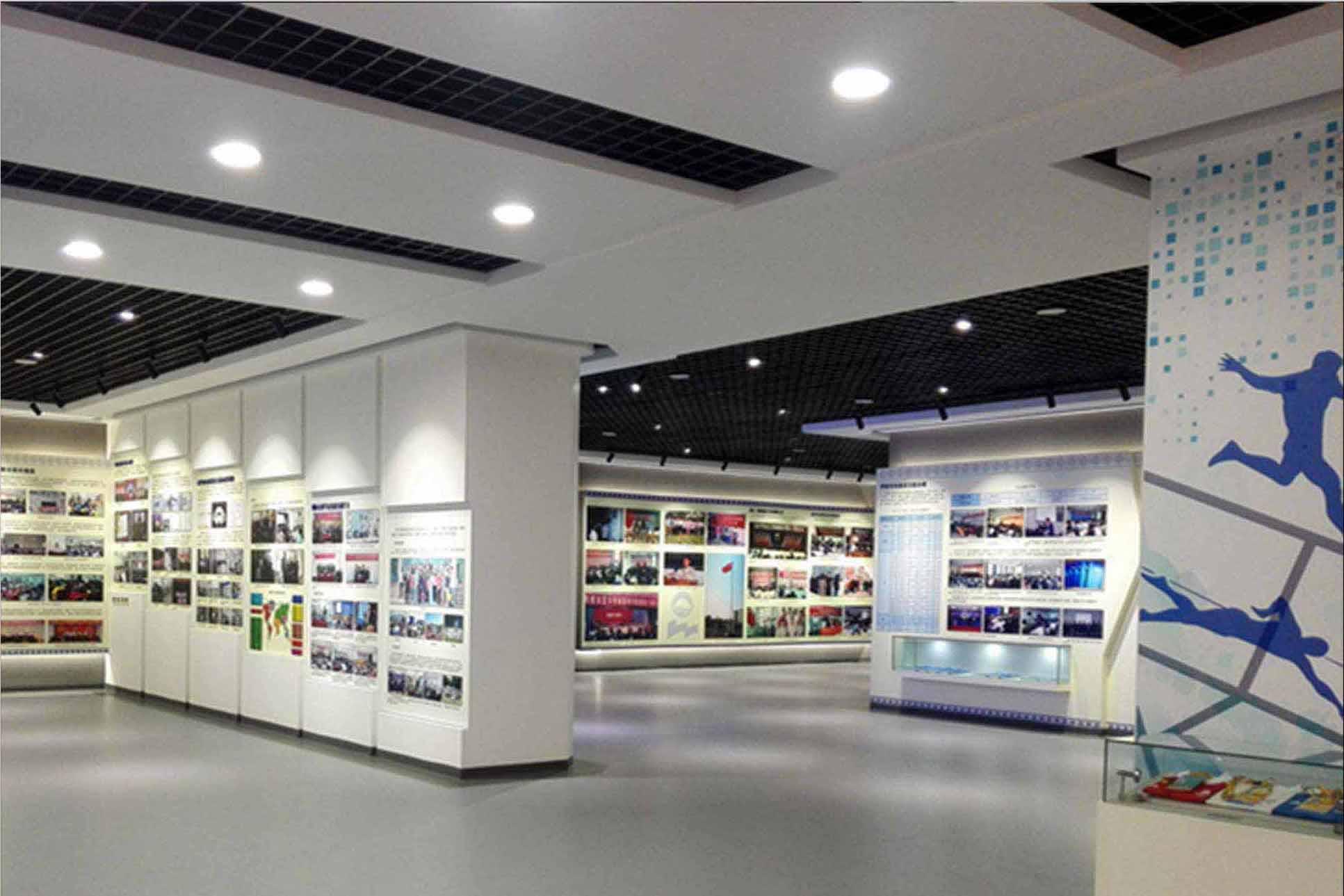 數字化展廳、技術與藝術的完美結合