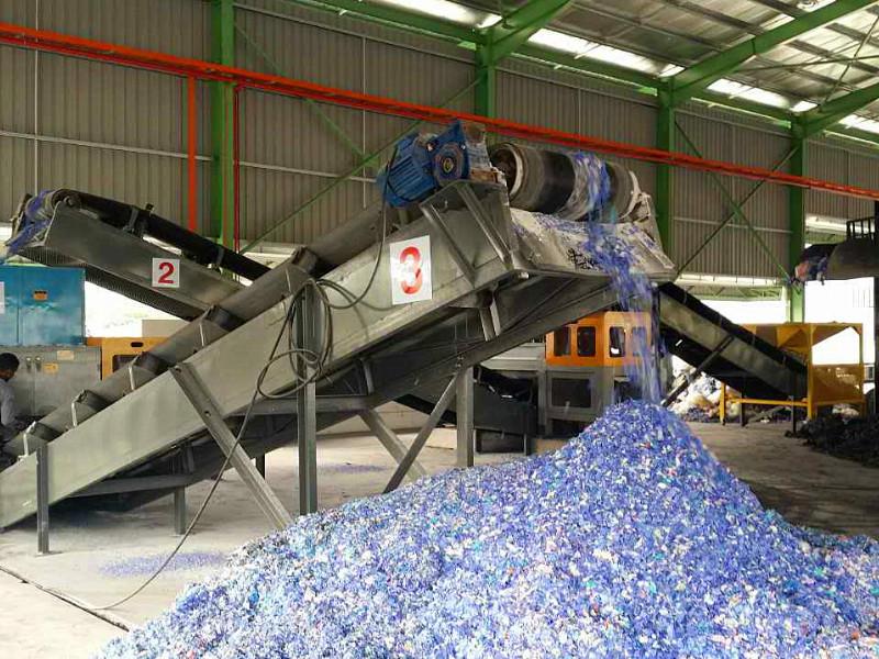 廢舊塑料橡膠處置方法應用