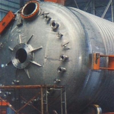 半管夹套反应器