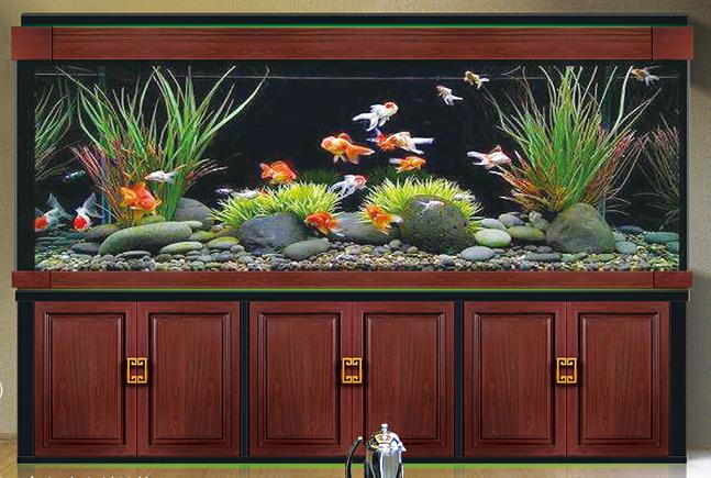 钢木款鱼缸