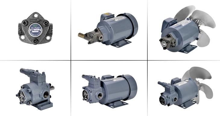 摆线泵和齿轮泵优缺点