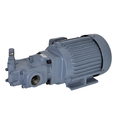 机床齿轮泵3HB系列电机一体
