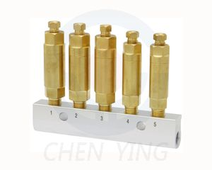 CEB型黄油用容积式分配器