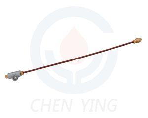 OG喷枪─单孔喷头定型管型
