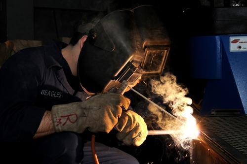 焊工操作证(上岗证)