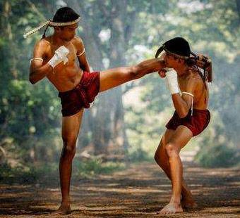 少年泰拳培训班