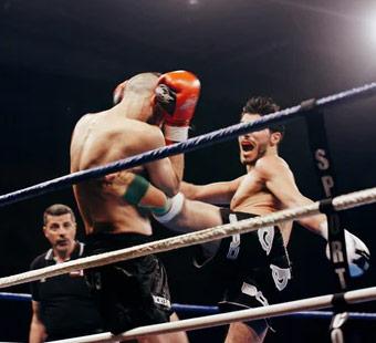 专业拳击提升班
