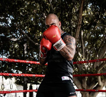 拳击实战训练