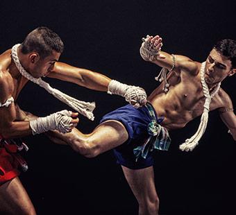 泰拳教练-marshall