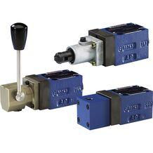 rexroth 液压油操作的二位二通、二位三通、二位四通方向座阀M-.SH