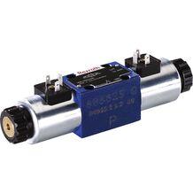 rexroth 带电磁启动的直动式方向滑阀WE 6...E