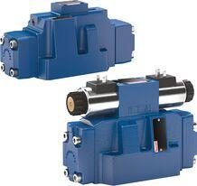 rexroth 带液压或电动液压启动的先导式方向滑阀WH, WEH