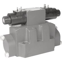 rexroth 带电动液压起动的先导式方向滑阀WEH 16 ... -910