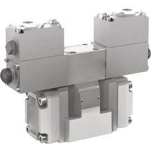 rexroth 带液压操作的先导式方向滑阀H-4WEH...VP1