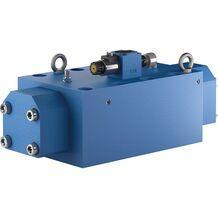 REXROTH 带电动液压起动的先导式方向滑阀LS 1376