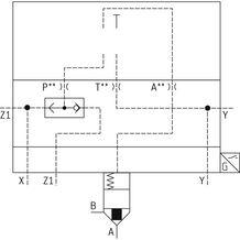 rexroth 带阀芯位置监控的二通插装阀LFA..EGWA(控制盖)