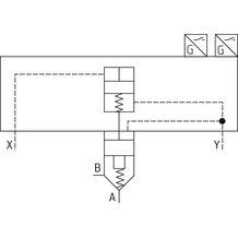 rexroth 带阀芯位置监控的二通插装阀LFA..E79(控制盖)