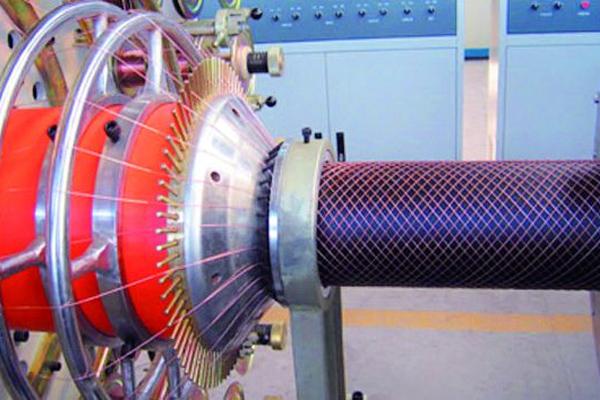 钢丝网骨架复合管与焊接钢架塑料复...