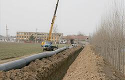 自來水管網鋪設