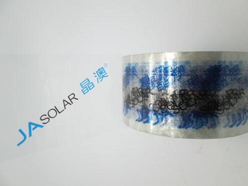 JA Solar Holding...