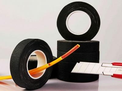 YS-065 black pvc tape