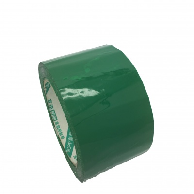 YS-002 Green Bopp Sealing Packing Tape