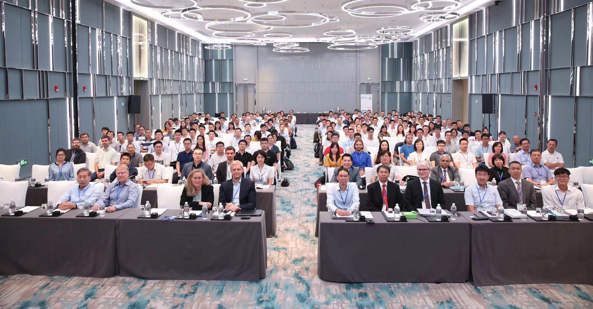 2019世界燃料电池大会在上海隆重举行