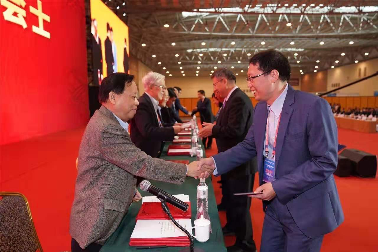 马紫峰教授当选中国化工学会会士