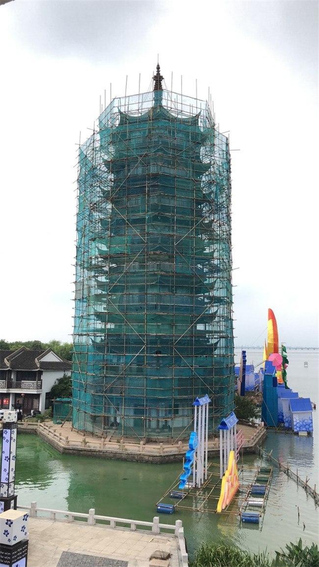 云海塔高度35米