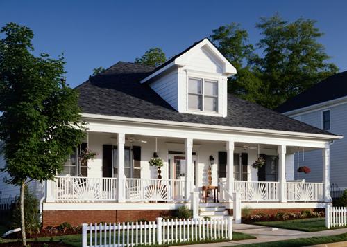 美式轻钢结构别墅