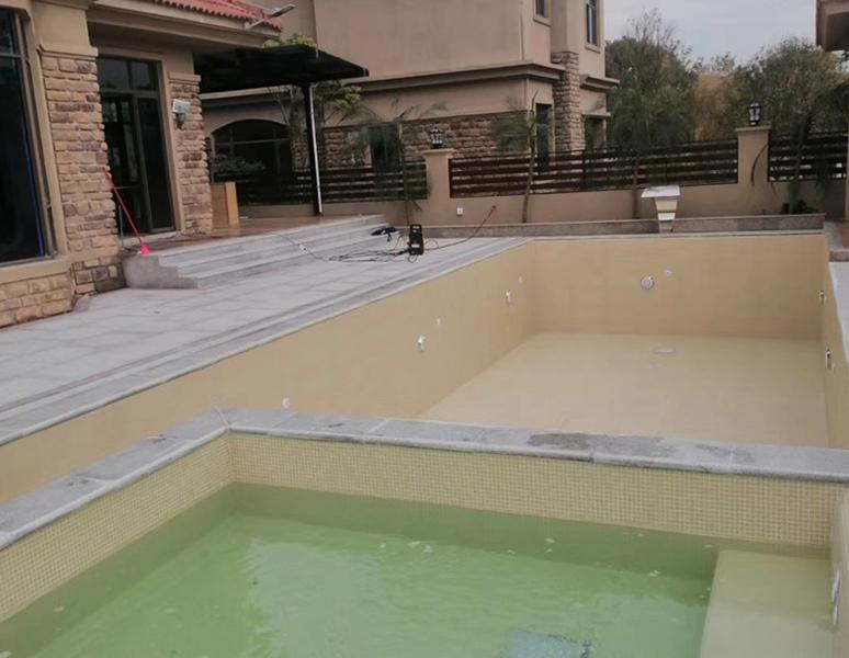 海南私家别墅游泳池
