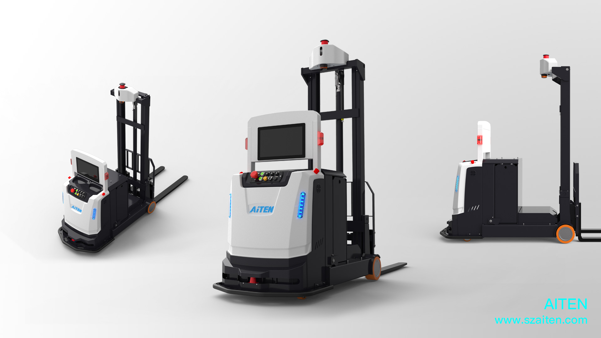 AGV机器人给企业带来了不少发展机遇