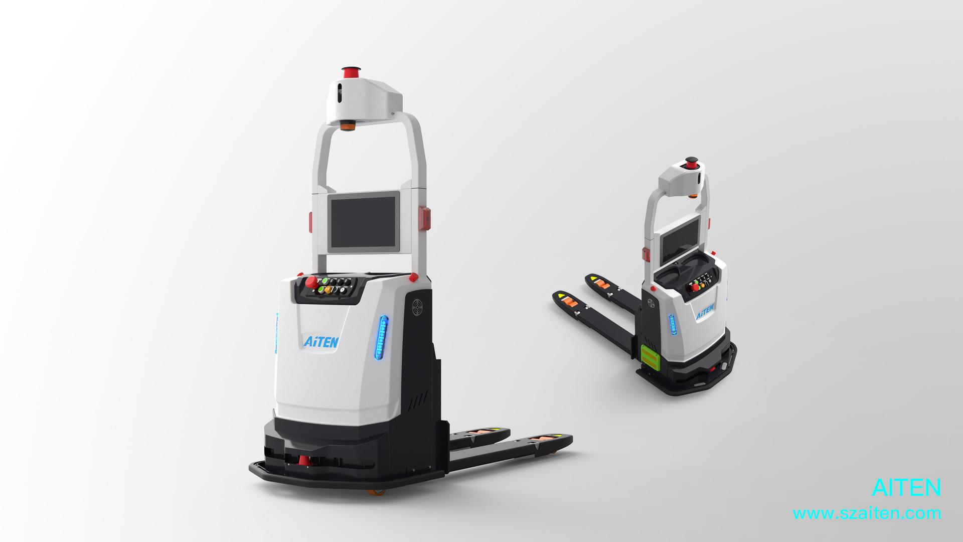 AGV机器人协同人们作业,质量与速度并肩?