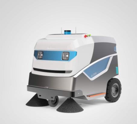 平衡重堆垛式AGV智能叉车介绍